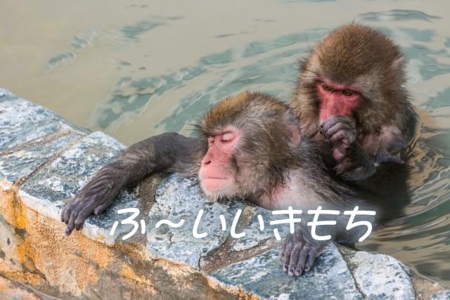 お風呂の効能 熱いお風呂